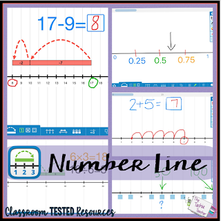 Using the Number Line app in grades K-5 | The Techie Teacher