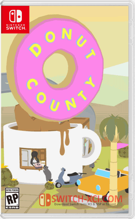 Donut County Switch NSP - Switch-xci com