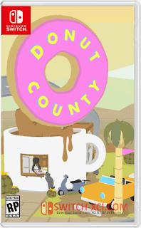 Donut County Switch NSP