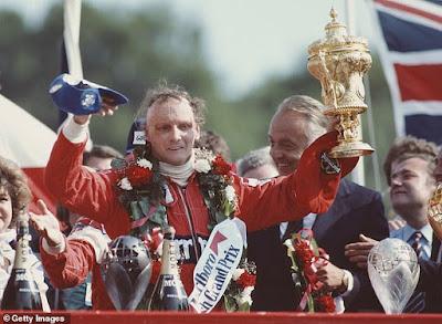 Austrian Formula 1 legend Niki Lauda  dead