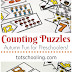 Autumn Counting Puzzles
