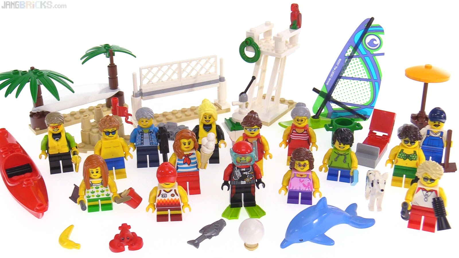 Room Layout Creator Lego City Fun At The Beach Minifig Pack Review 60153