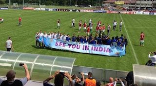 Fifa u-17 world cup India