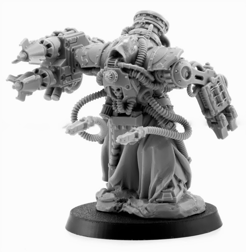 Forge World Releases: Myrmidon Destructors, New Space Marine