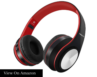 Over-Ear Bluetooth Headphones