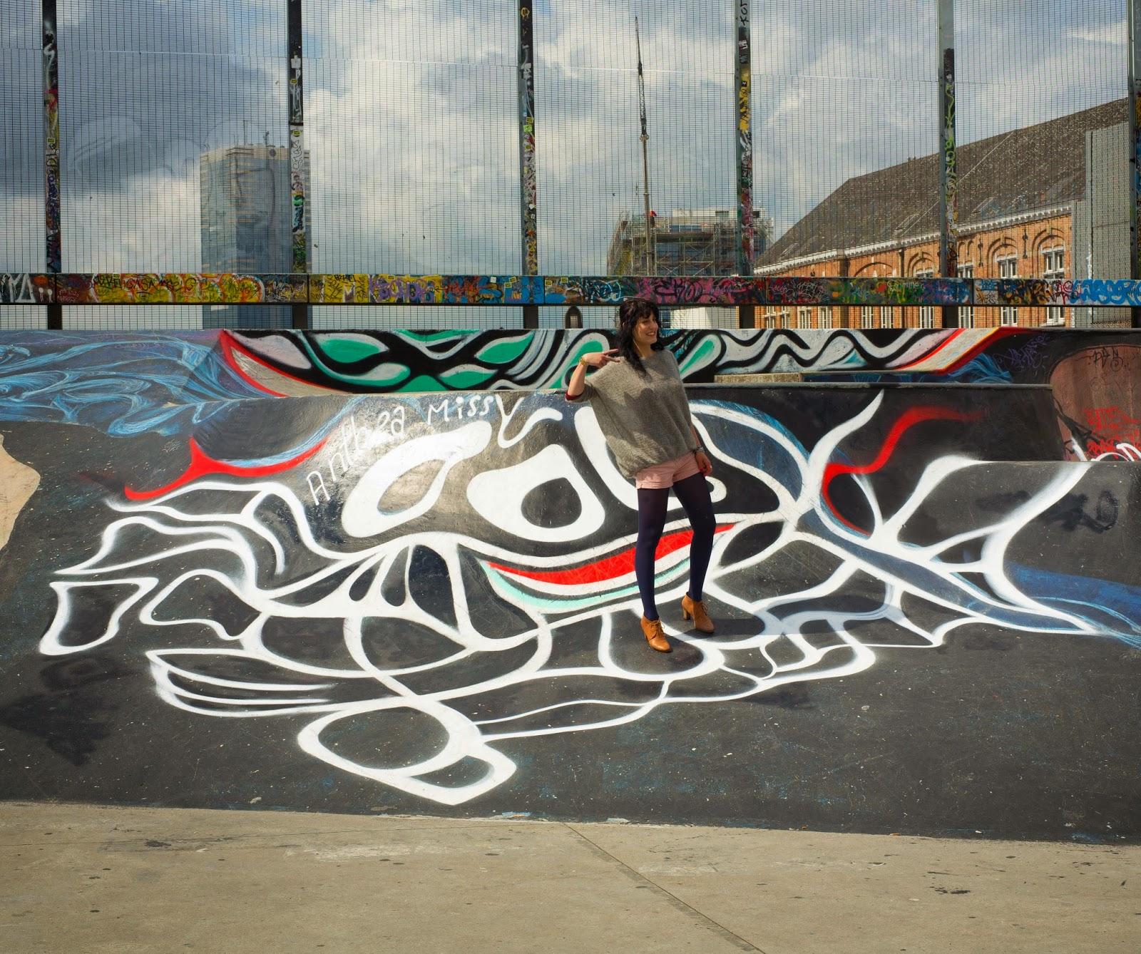 Street Art Graffiti Art Canvas Cute Female Blog Anthea Missy