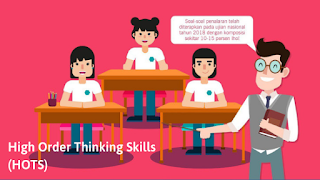 Apa Itu Soal Model HOTS (High Order Thinking Skills)?