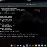cara install anti virus atau anti malware ROOTKIT HUNTER kali linux