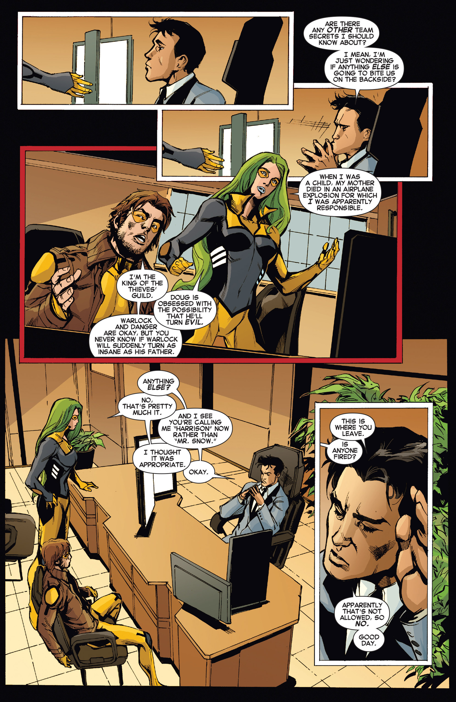 Read online All-New X-Factor comic -  Issue #13 - 4