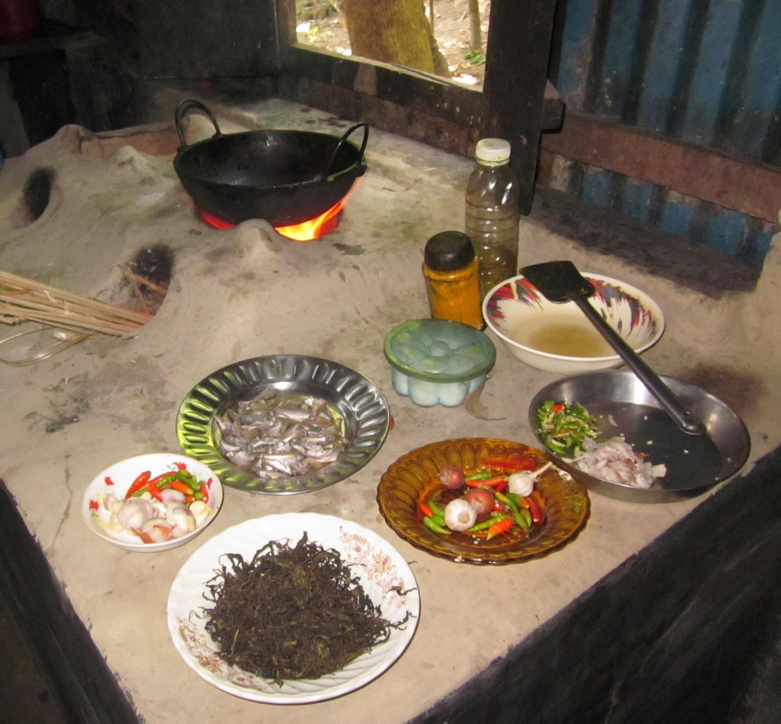 Village Flute: Shutkani Torkari à La Kurigram