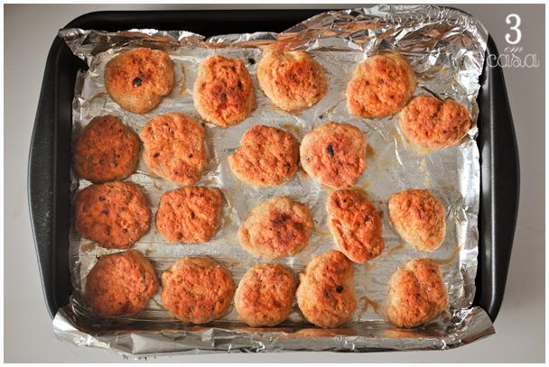 receita nuggets