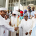 Photos: Buhari declares open the International Islamic Conference on Peace and Security