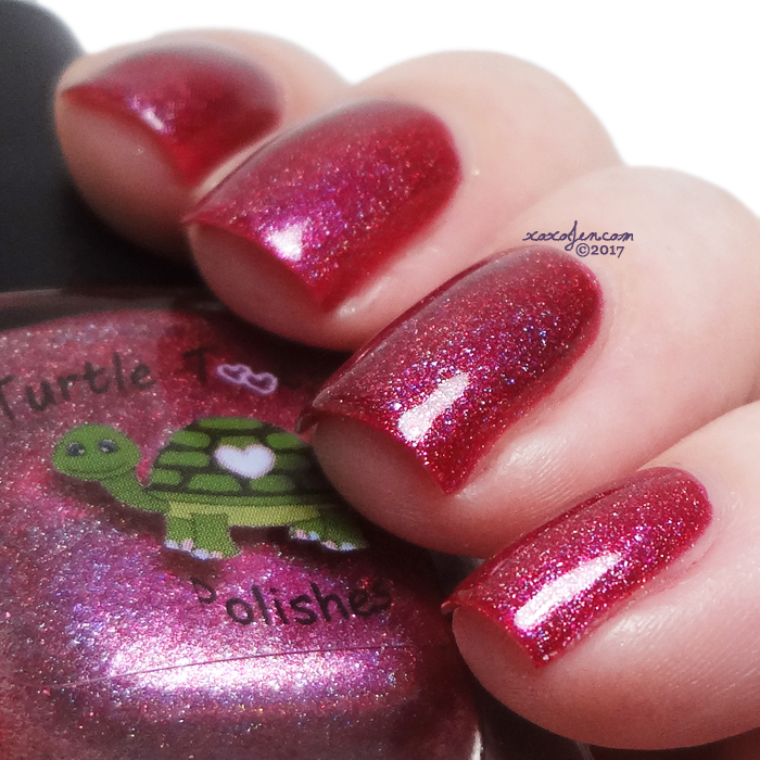xoxoJen's swatch of Turtle Tootsie Tell Me About It, Stud