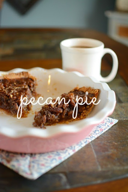 pecan pie | My Darling Days