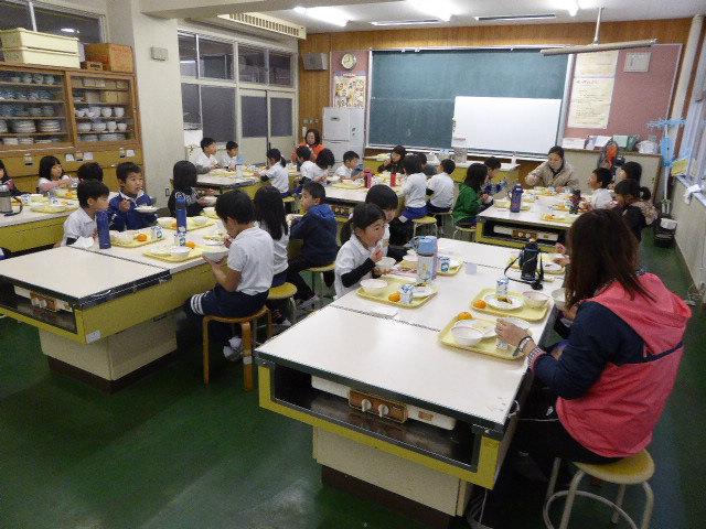 松阪市立宮前小学校: 香肌小との...