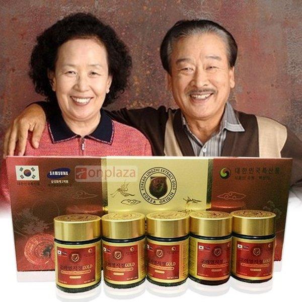 Cao linh chi Hàn Quốc sản xuất dây chuyền hiện đại hiệu quả cho sức khỏe