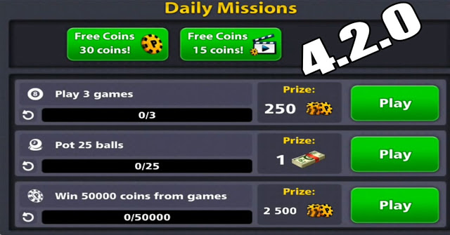 download 8 ball pool Updated daily missions 4 2 0 apk - 8 Ball Pool