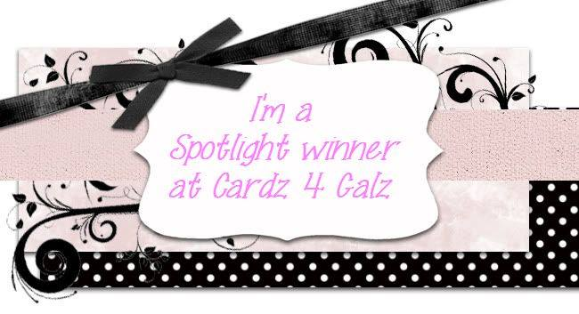 Spotlight winner #113  carz4galz
