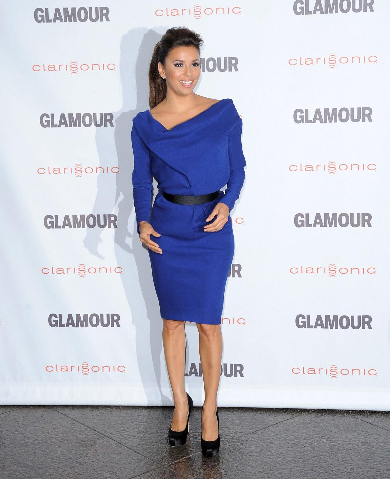HQ Photos of Eva Longoria at Glamour Reel Moments