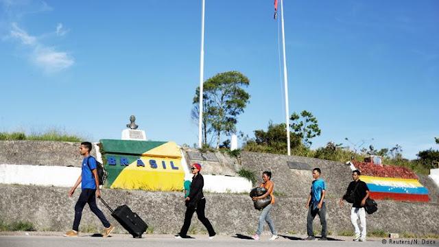 Brasil: suman problemas por masiva inmigración venezolana