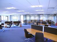 Một vài gợi ý cho thiết kế nội thất văn phòng dịch vụ