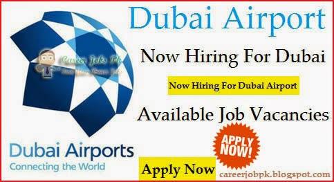 Current Jobs In Dubai Airport