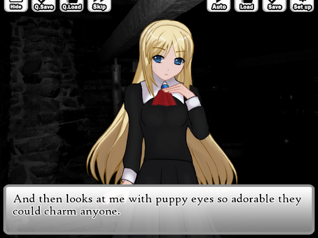 Trick and Treat Visual Novel for PC and Android 04