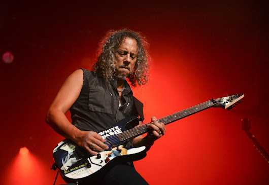 The Wisdom of Kirk Hammett