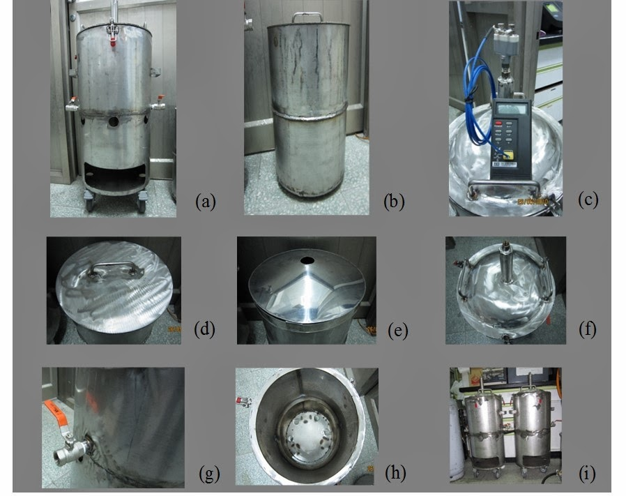The Biochar Factory: Construction of a laboratory scale pyrolysis