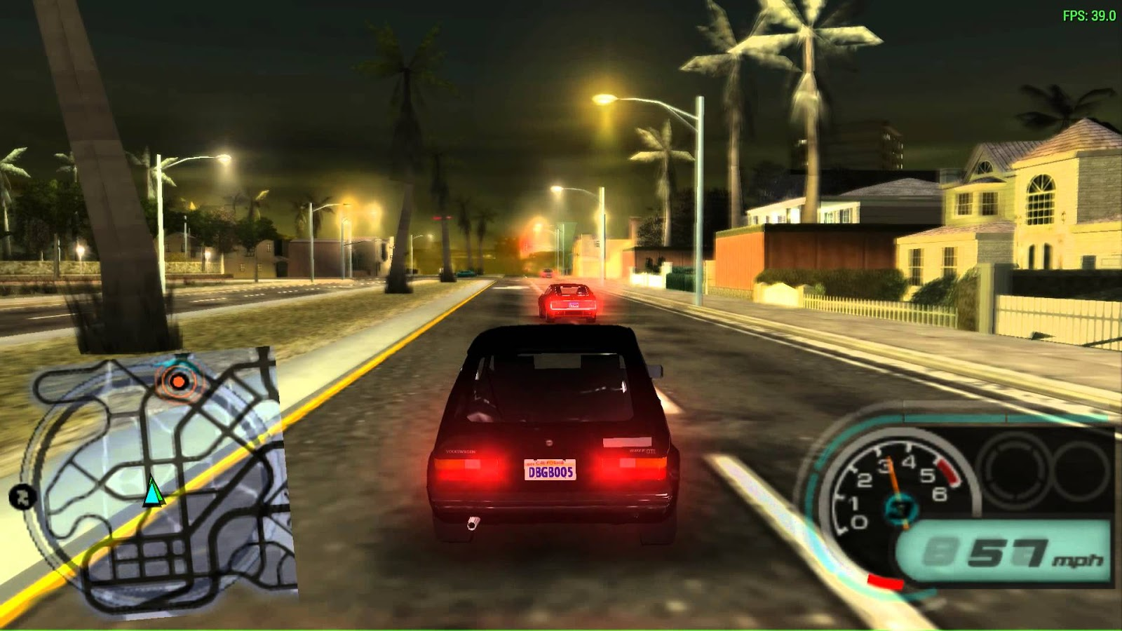 download midnight club psp cso