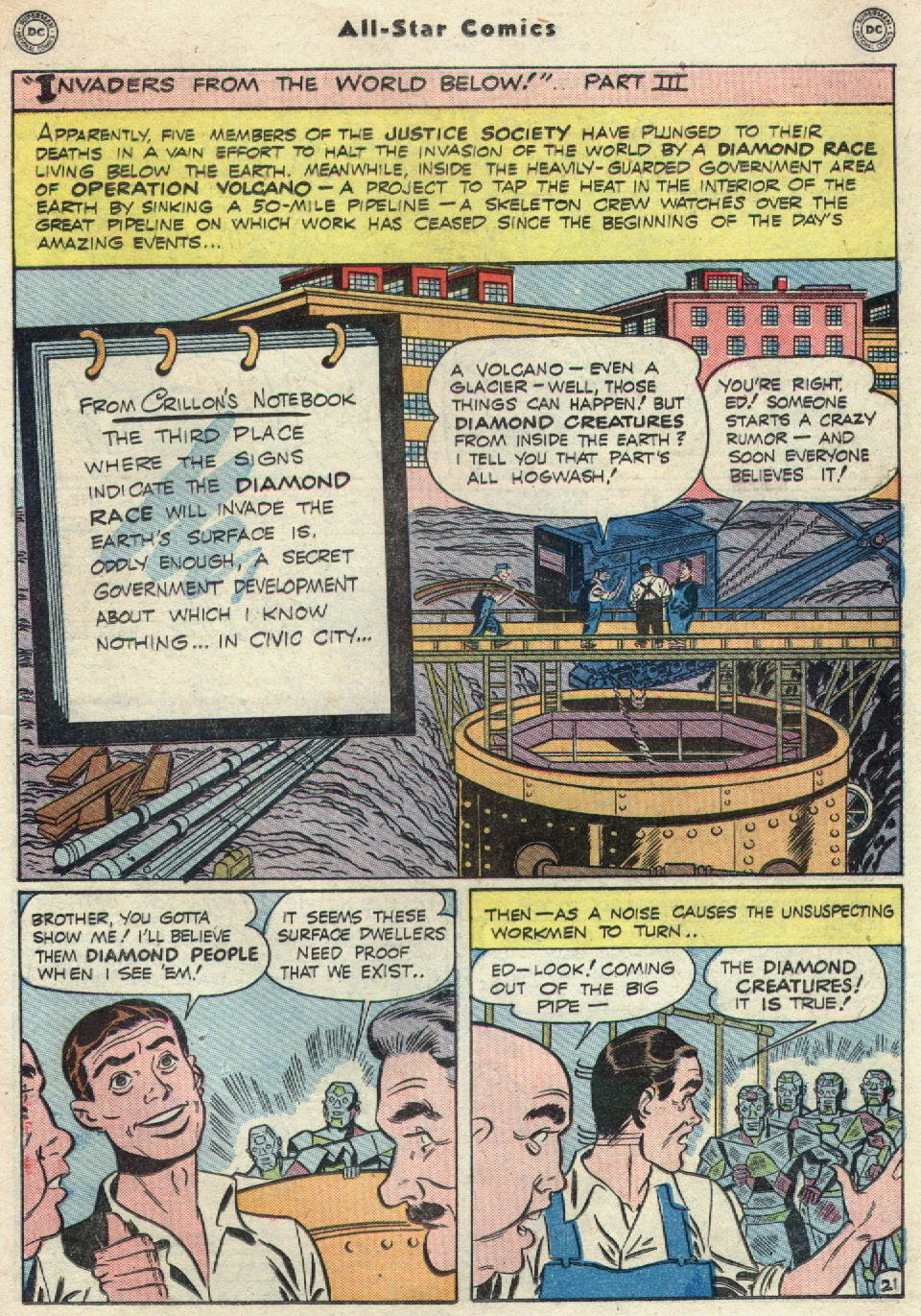 Read online All-Star Comics comic -  Issue #51 - 27