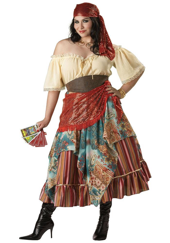 Top Halloween Discount Plus Size Costumes