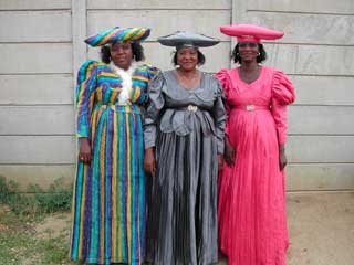 Herero Women, Ethnikka blog for human culture