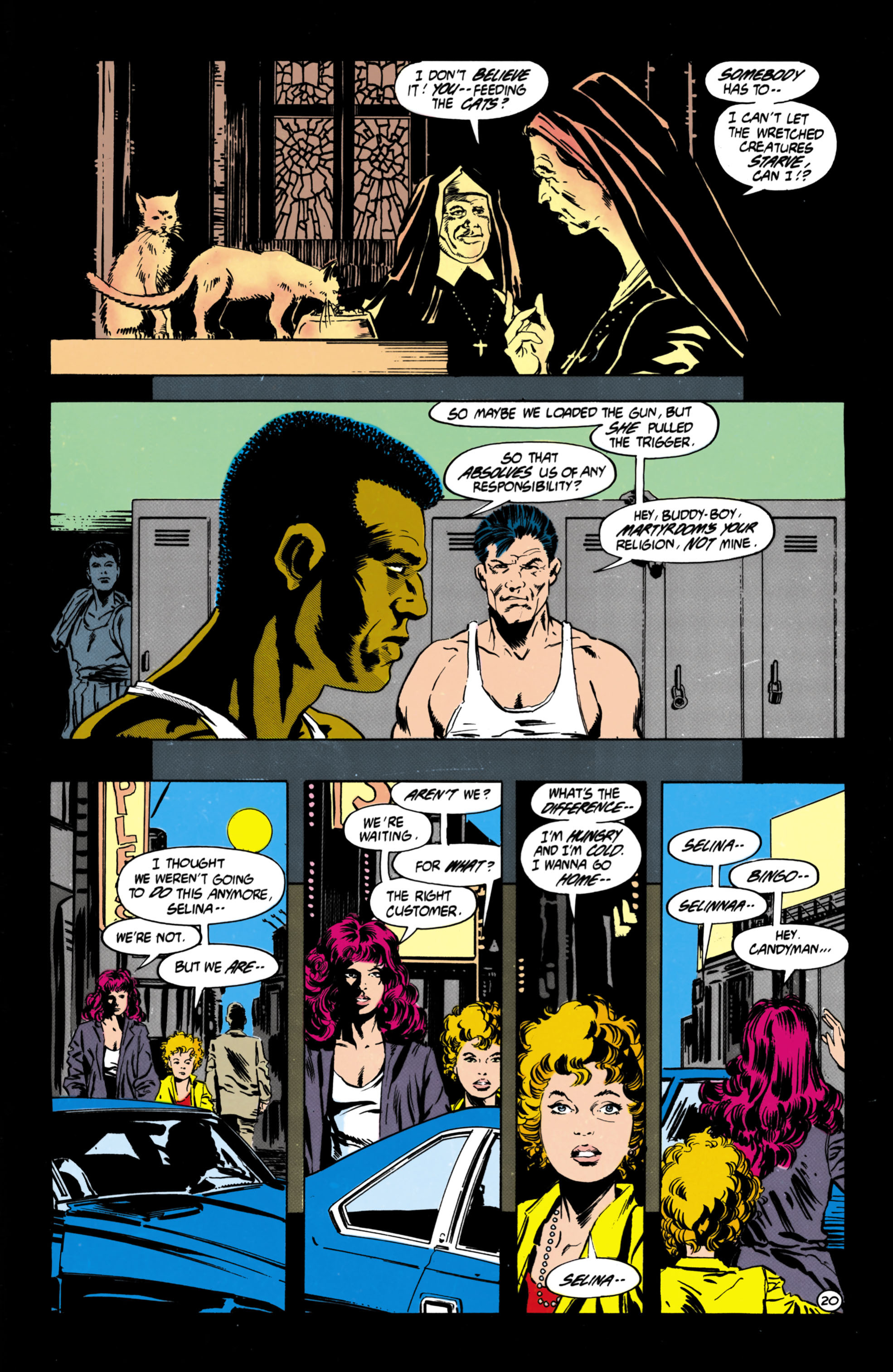 Catwoman (1989) Issue #2 #2 - English 21