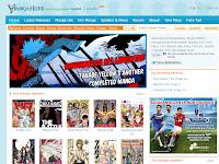 7 Daftar Website Manga Online Terpopuler