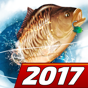 Fishing clash catching fish game bass hunting 3d mod apk for Fish catching games