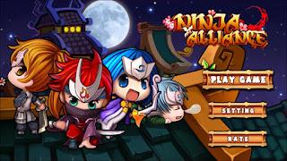 Ninja Alliance Apk Mega Mod