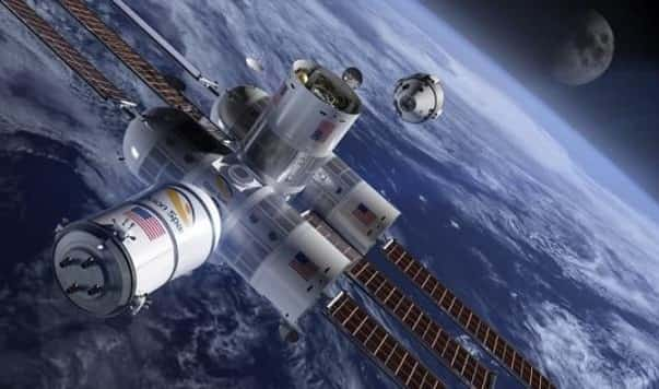 WORLDS MOST LUXURIOUS SPACE HOTEL FOR TOURISTS