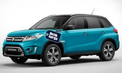 Harga Mobil Suzuki Vitara Brezza