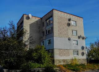 Васильківка. Вул. Спортивна. Житлові будинки