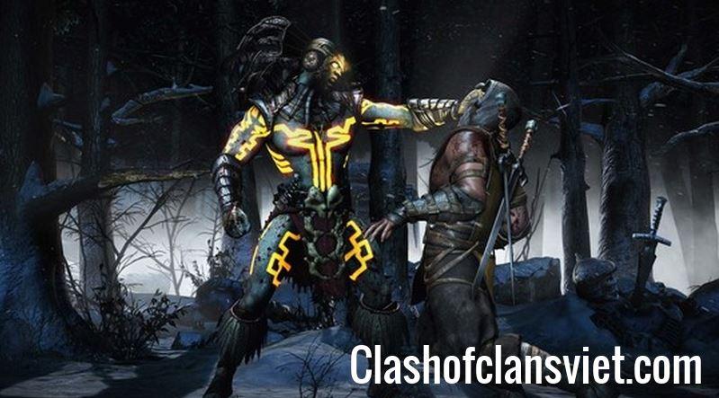 Tải game Rồng Đen - Mortal Kombat X Mod apk cho Android 1 20 0