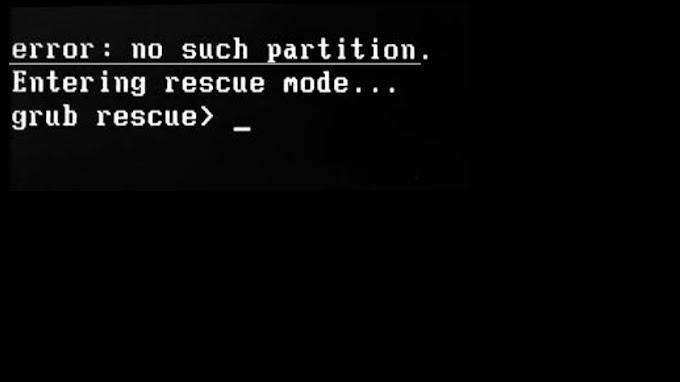 Sửa lỗi mất boot loader khi cài song song ( dual boot )