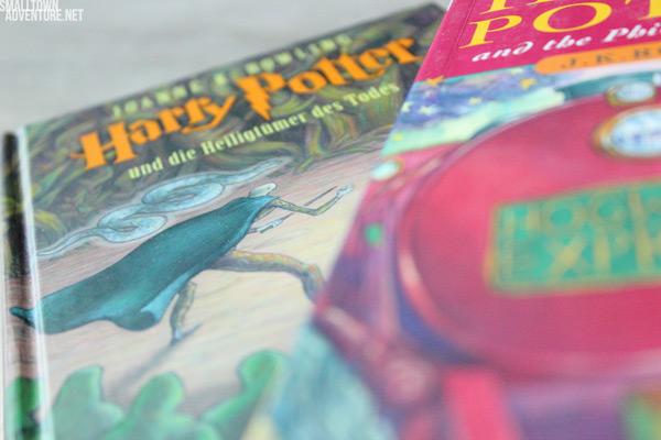 Harry-Potter-Bücher