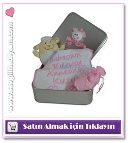 Bebeklere hediye