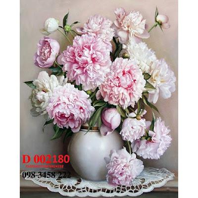 Tranh son dau so hoa o pho Hang Can