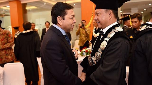 Ketua DPR Sebut Kapolri Sosok Jenius yang Layak Jadi Guru Besar
