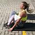 Circuito completo para perda de gordura feito pela Roberta Zuñiga