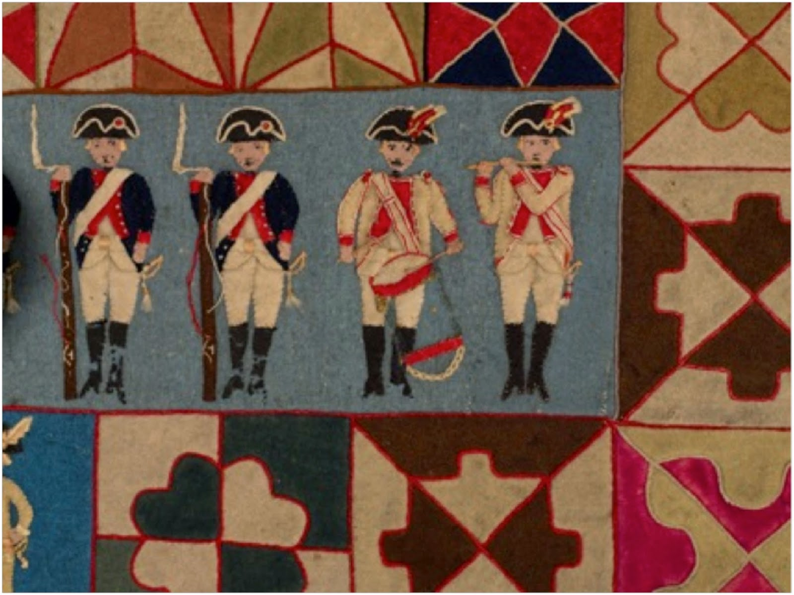 War-Time Quilts