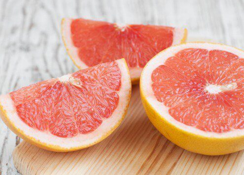 Grapefruit Juice can Promotes Weight Loss