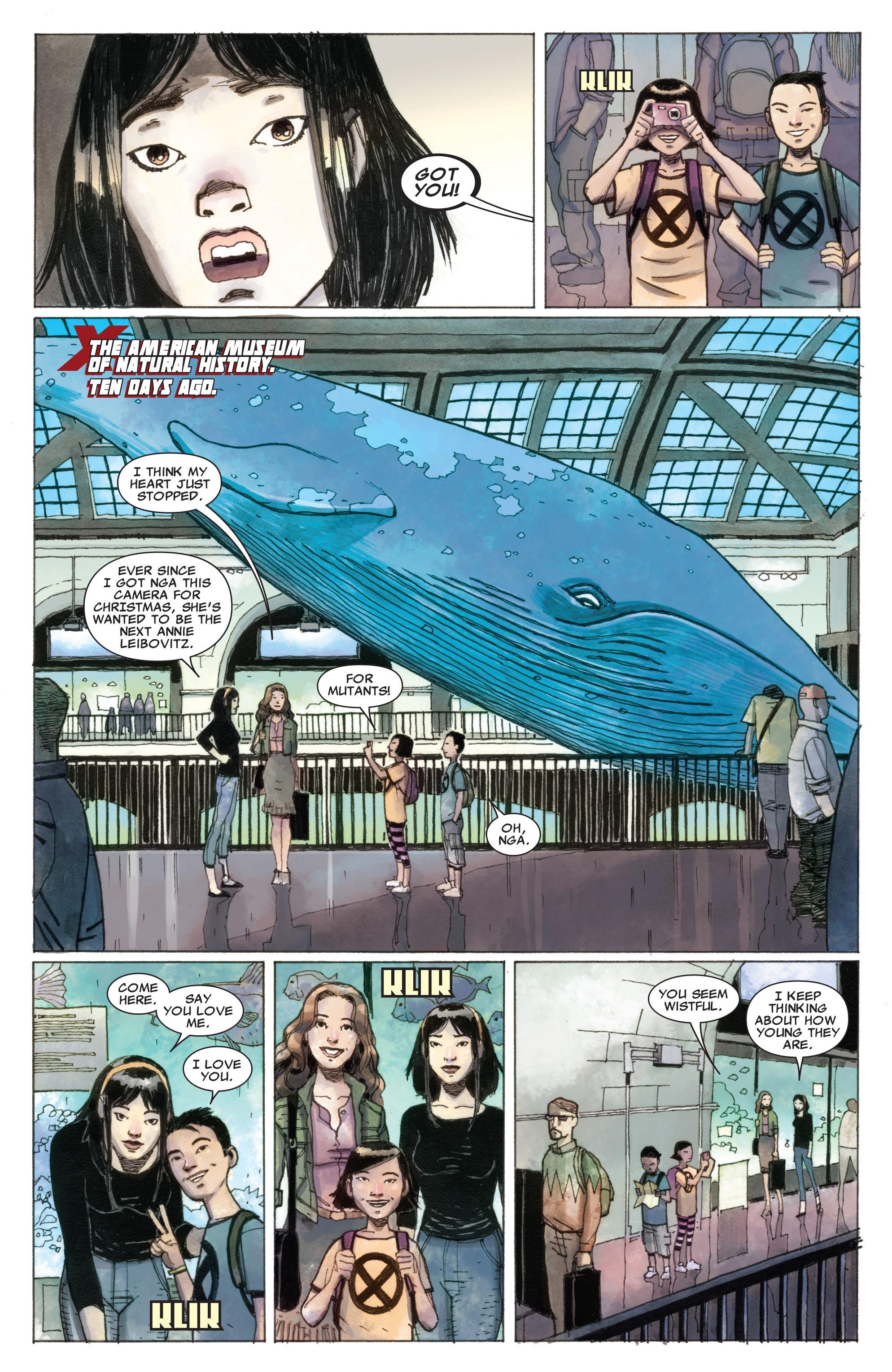 Read online Astonishing X-Men (2004) comic -  Issue #52 - 6